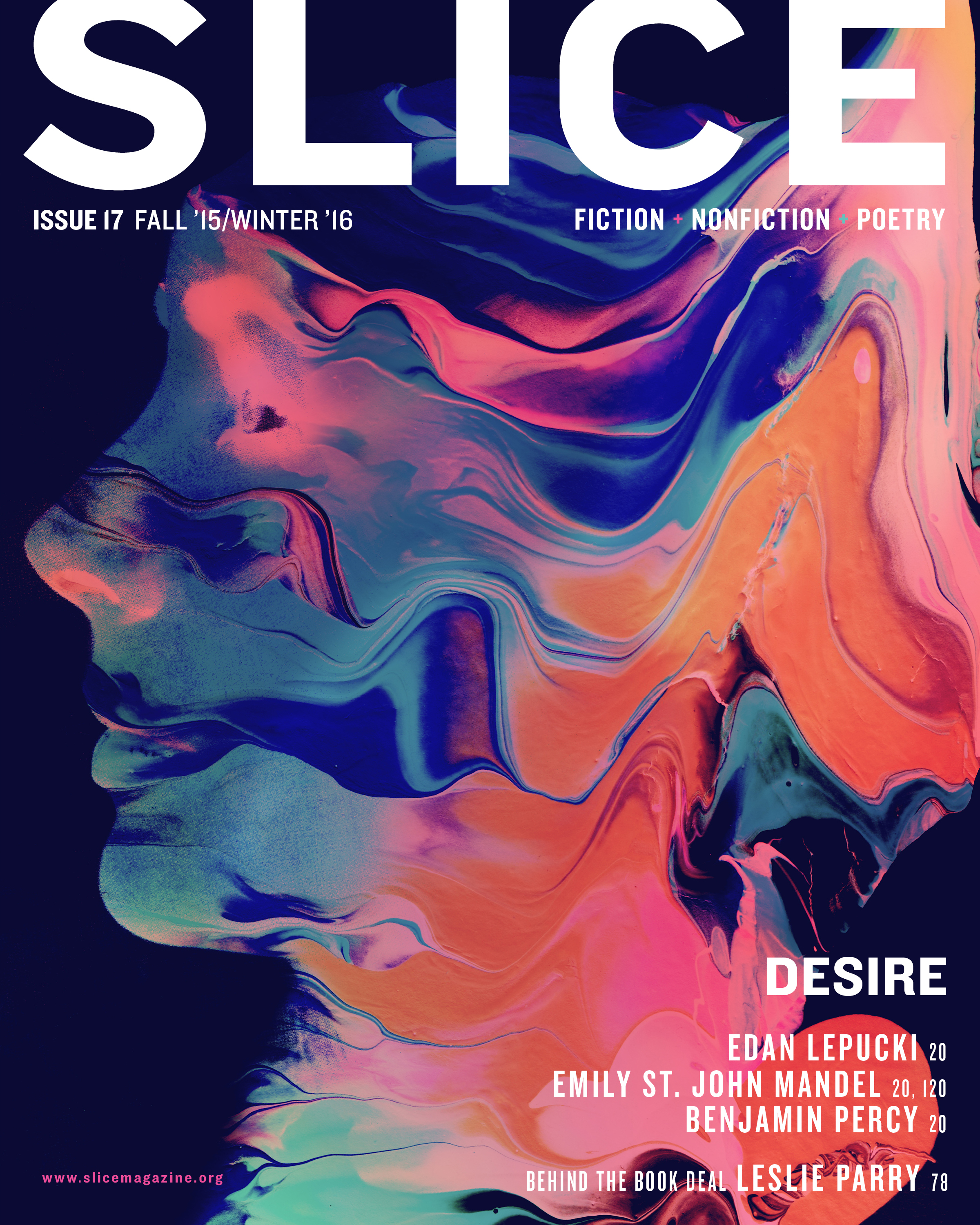 Cover Letters For Lit Mags: ISSUE 17: DESIRE
