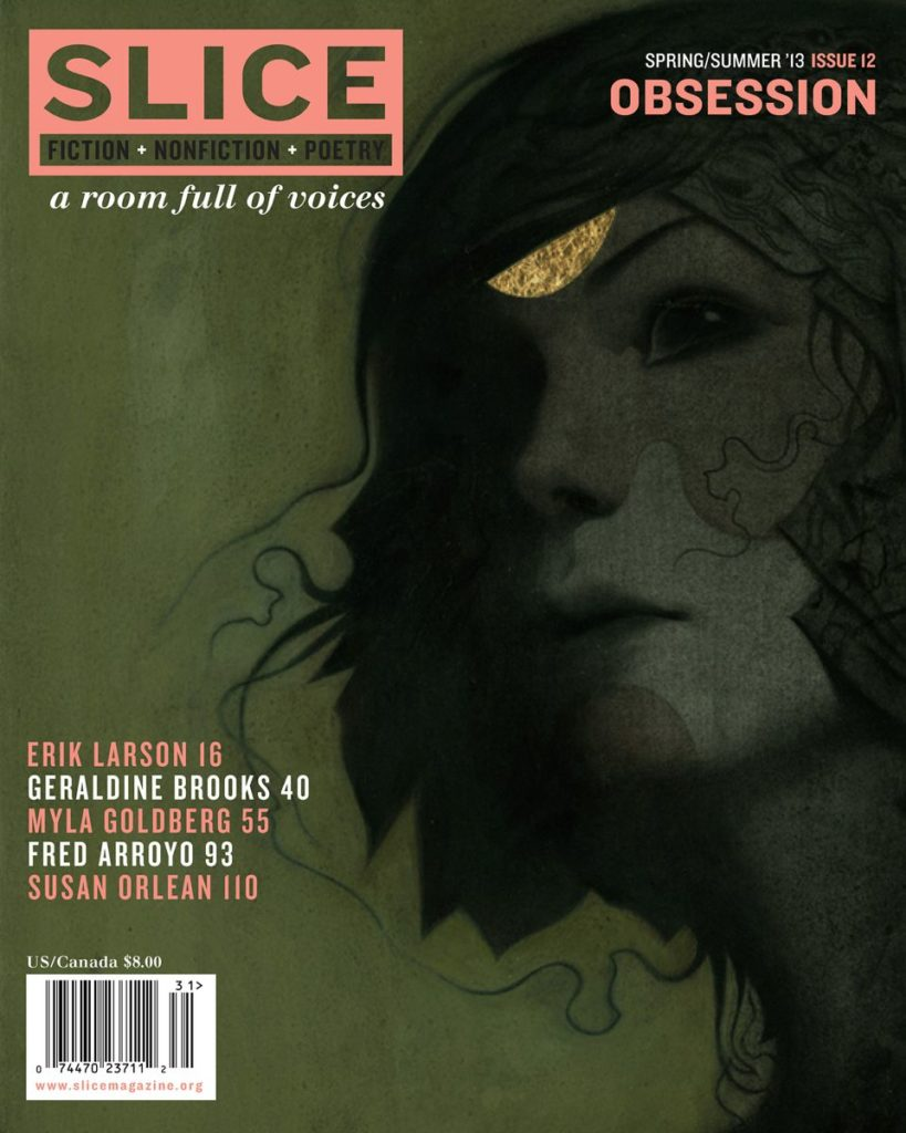 Issue 12: Obsession