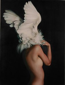 Luminous Web, by Amy Judd