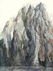The Monk, by Y Mikhailik