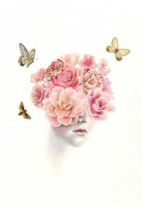 Perfume Flower Head