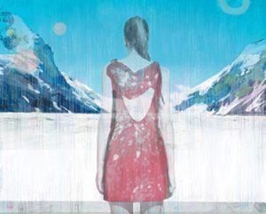 Beneath The Ice, by Mia Funk