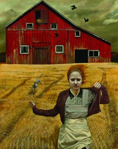 Dream Chaser, by Andrea Kowch